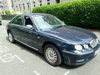 2002 Rover 75 2.0 CDT Connoisseur fully loaded all extras bmw diesel engine MOT 1 YEAR PX