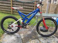 RB Bandit Downhill Free Ride Mountain Bike