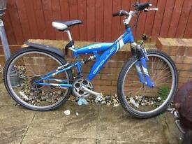 Apollo entice bike