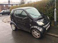 SMART CAR 41000 MILES FROM NEW