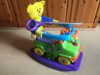 Kids 3 in 1 Ride On Toy