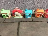 ELC Happy Land Village Toy Set