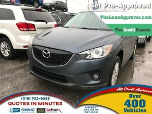 2013 Mazda CX-5 GS | AWD | ROOF | HEATED SEATS | BLUETOOTH