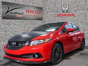 2014 Honda Civic Si*A VOIR*LOOK UNIQUE*