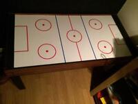 4 in 1 Kids Pool Table, Hockey Table, Table Tennis and Ping Pong Table