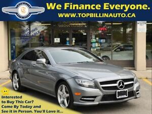 2014 Mercedes-Benz CLS-Class CLS550 * 4 YEARS WARRANTY **