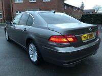 BMW 730D Facelift, Automatic, Diesel