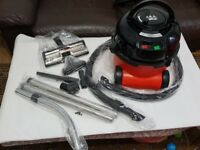 Henry Numatic vacuum cleaner 1200 watts two speed+ brand new tools