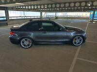 BMW 1 series, 123d M Sport coupe. 247bhp