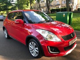 2014 Suzuki Swift 1.2 SZ4 Hatchback 5dr Petrol Manual 4x4