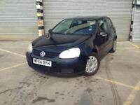 2004 VOLKSWAGEN GOLF 1.4 S * LONG MOT * HISTORY