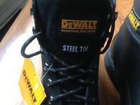 Dewalt stainless steel boots
