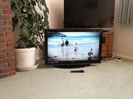 "40"" LCD FULL HD 1080p television"