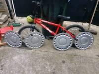 Toyota hiace wheel trims