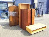 Free Furniture - Two Wardrobes, Shelf, Coffee Table and Mattress