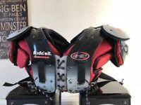 Riddell EVX45 RB / LB American Football Pads M