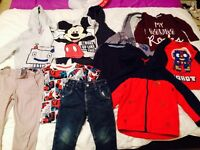 11 items boys clothes for 3yrs