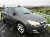 2012 VAUXHALL ASTRA 1.4 ACTIVE PETROL HATCHBACK ### ONE OWNER ###