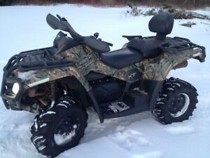 2009 CAN-AM 800