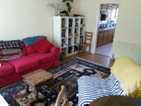 Double room to rent in July