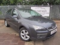 2007 Ford Focus Zetec Climate 1.6 Petrol 5Dr MOT 05/17 76k Excellent Condition 3 Months Warranty