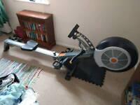 York magair tower r301 (fan rowing machine)