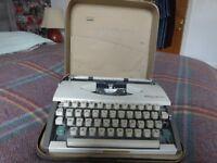Olympia Italics typewriter