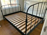 King Size IKEA Bedframe