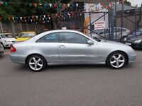 Mercedes-Benz CLK 2.7 CLK270 CDI Avantgarde 2dr LADY OWNED FABULOUS CAR