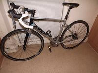 giant defy 2.Great condition road racer.Impressive looks and performance. not trek specialized allez