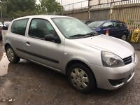 Renault Clio 1.2 Campus Hatchback 3dr Petrol Manual (142 g/km, 60 bhp)*GREAT CONDITION*BARGAIN PRICE
