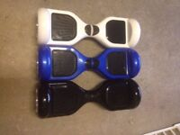 Segway Boards (with bluetooth)- Last Minute Christmas Stock (WAS £200, NOW £125!!!)