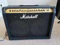 Marshall valvestate vs102r 100w 3 channel with foot switch
