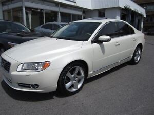 2010 Volvo S80 T6 AWD ( !! IMPECCABLE !! )