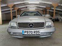 Mercedes-Benz R129 SL320 1996 Panoramic Roof
