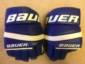 Bauer Supreme 1000 Hockey Gloves Size 13/14