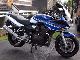 Suzuki GSF 1200 K5 Ltd edition Bandit PX and delivery possible