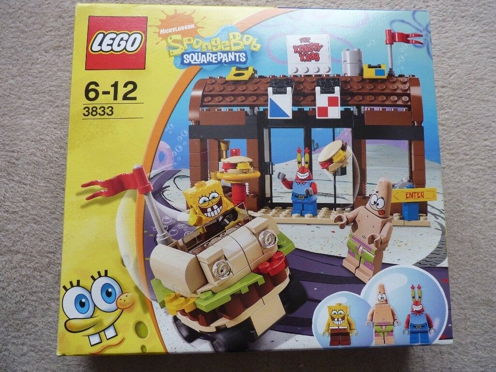 Lego Spongebob Squarepants In Chandlers Ford Hampshire Gumtree