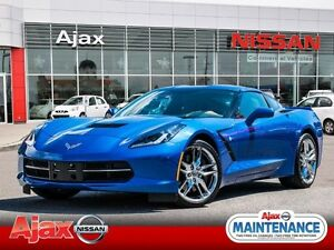 2016 Chevrolet Corvette Stingray Z51*3LT*Targa Roof*