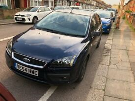 Ford FOCUS ZETEC 1.6 With Long M.O.T and Low Millage