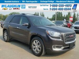 2015 GMC Acadia *Rem St *Htd Lthr *Back Up Cam *Bluetooth *AWD