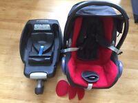 Maxicosi Cabriofix Car Seat and Easy Base