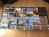 BMW GB Straight Six Magazine (13 issues) 2015/2016