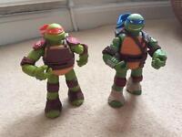 Ninja Turtles figures for sale