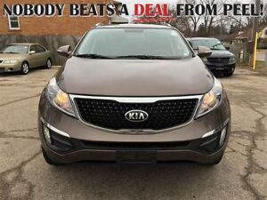 2014 Kia Sportage LX **ONE OWNER**CAR PROOF CLEAN**