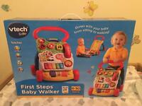 Vtech baby walker (brand new)