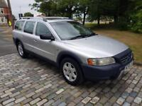 VOLVO XC70 2.4D SE 5dr Geartronic (silver) 2005
