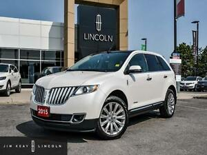 2015 Lincoln MKX PANORAMIC VISTA ROOF*NAVIGATION*LIMITED EDITION
