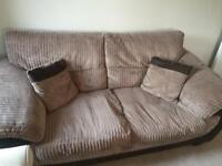 DFS fabric Sofa in very good condition