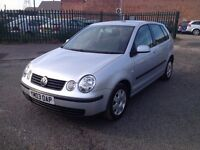 Volkswagen Polo - 1.4 - Petrol - 5 Door - Sliver Color - Low Mileage